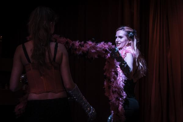 Workshop Burlesque in Turnhout